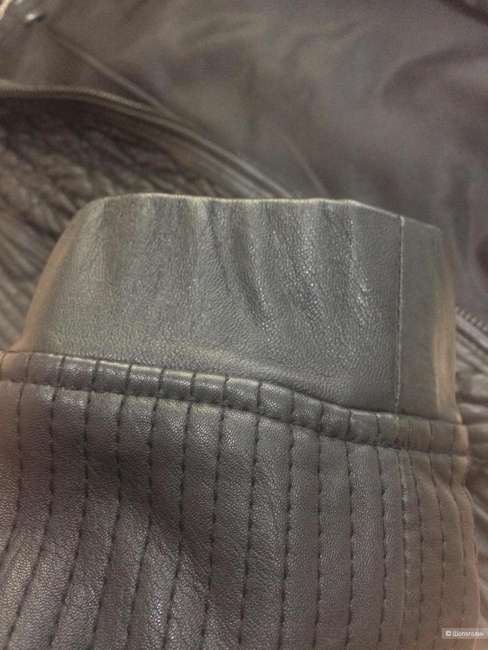 Курточка кожаная Cadenbo 42-44 размер