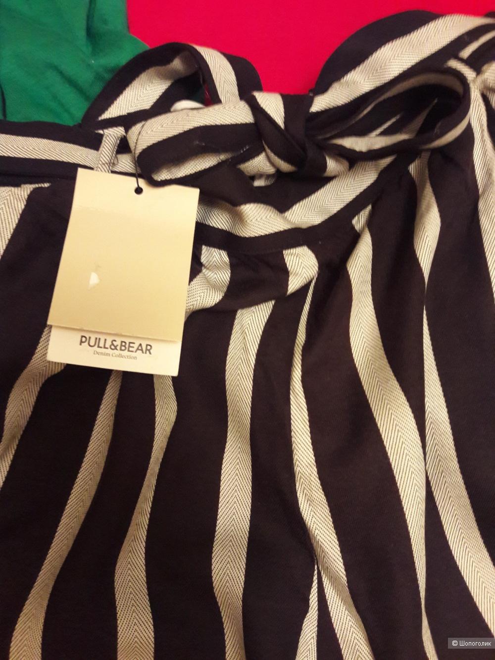 Кюлоты-палаццо: Pull&Bear, L