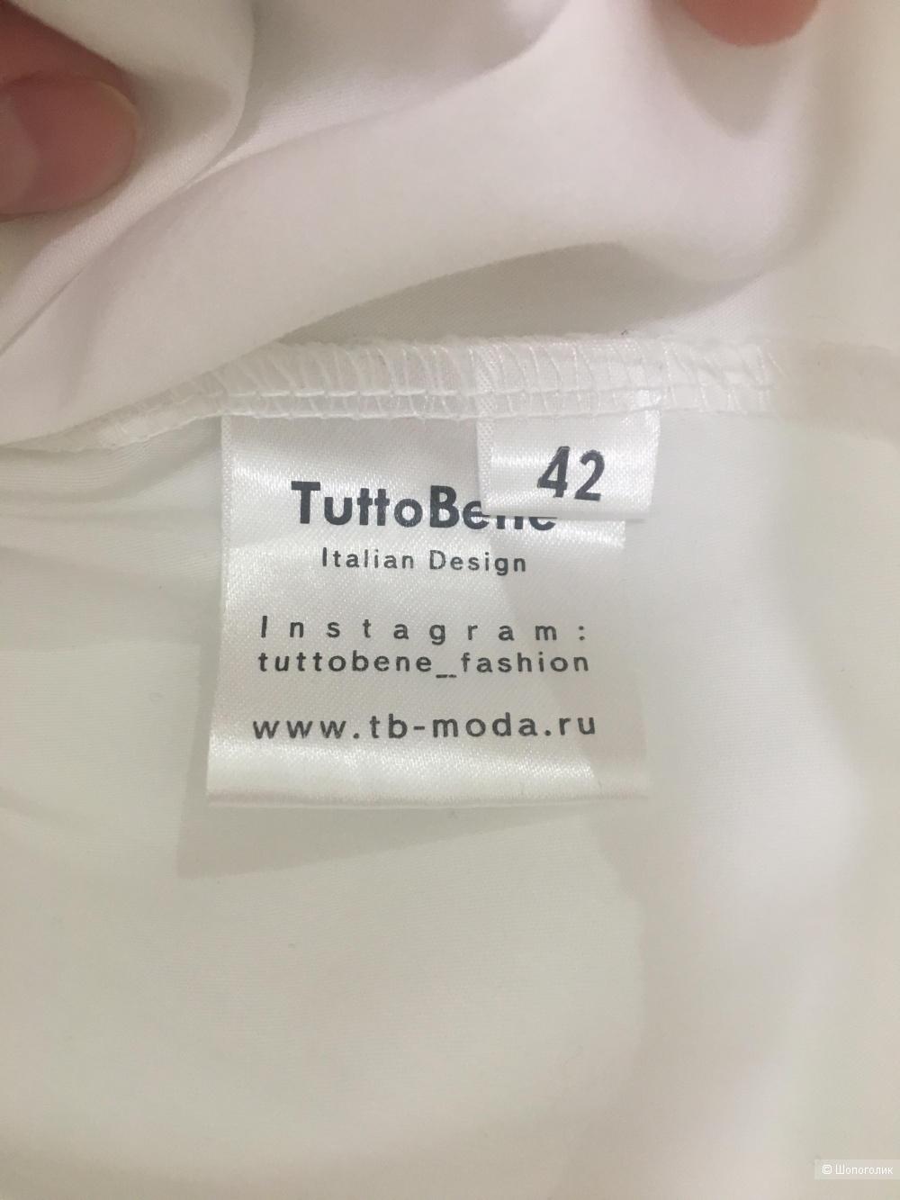 Блузка, tutto benne,размер 42