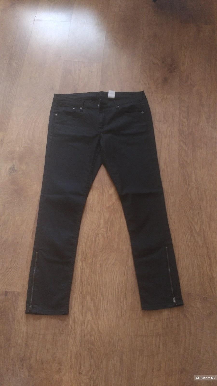 Сет из 3 джинсов H&M р.46-48