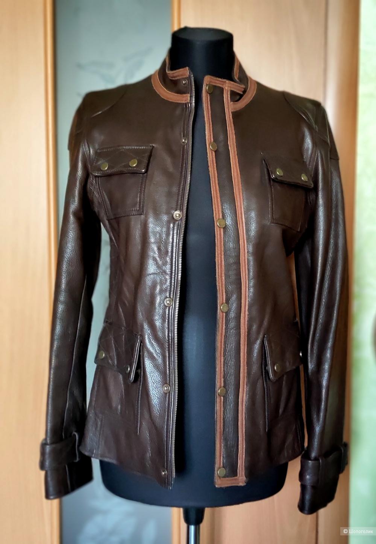 Куртка кожаная Eden Park  размер S