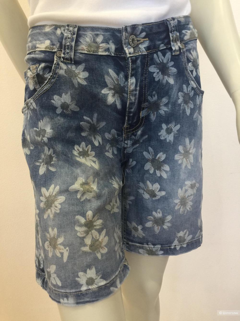Шорты джинсовые no name размер 48 50 L XL