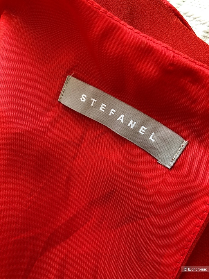 Шелковое платье, Stefanel, 42-46