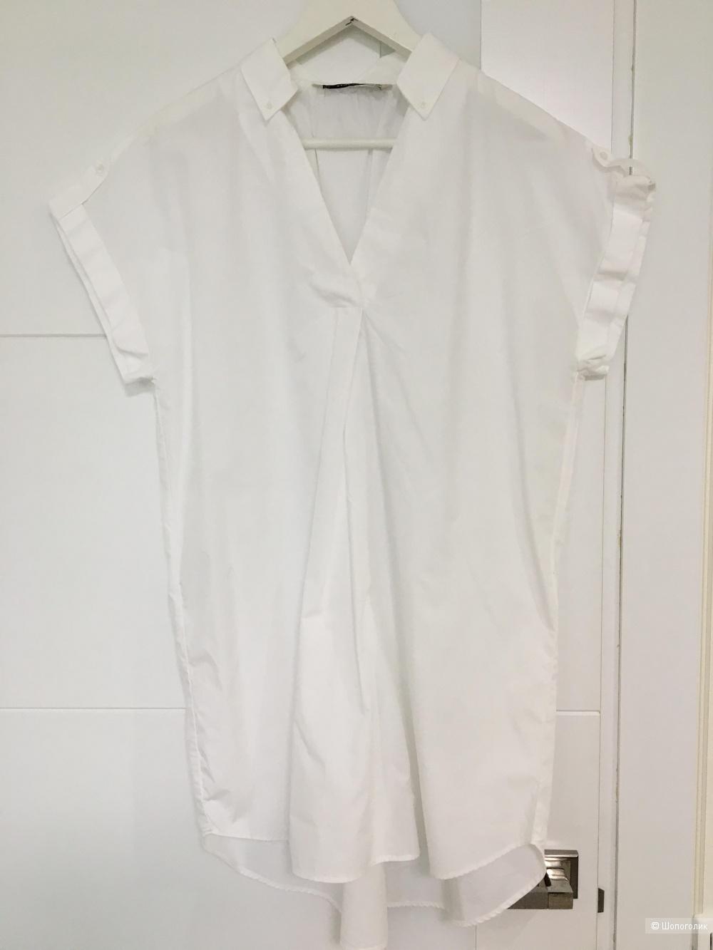 Рубашка, Zara, размер m/l
