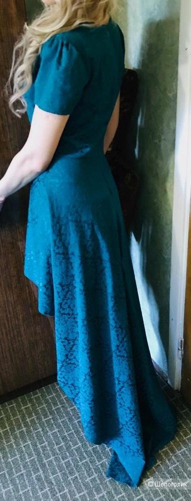 Вечернее платье  Золотой песок 40 размер