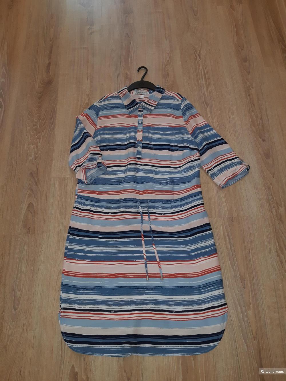 Платье-рубашка collection l, размер 46/48/50