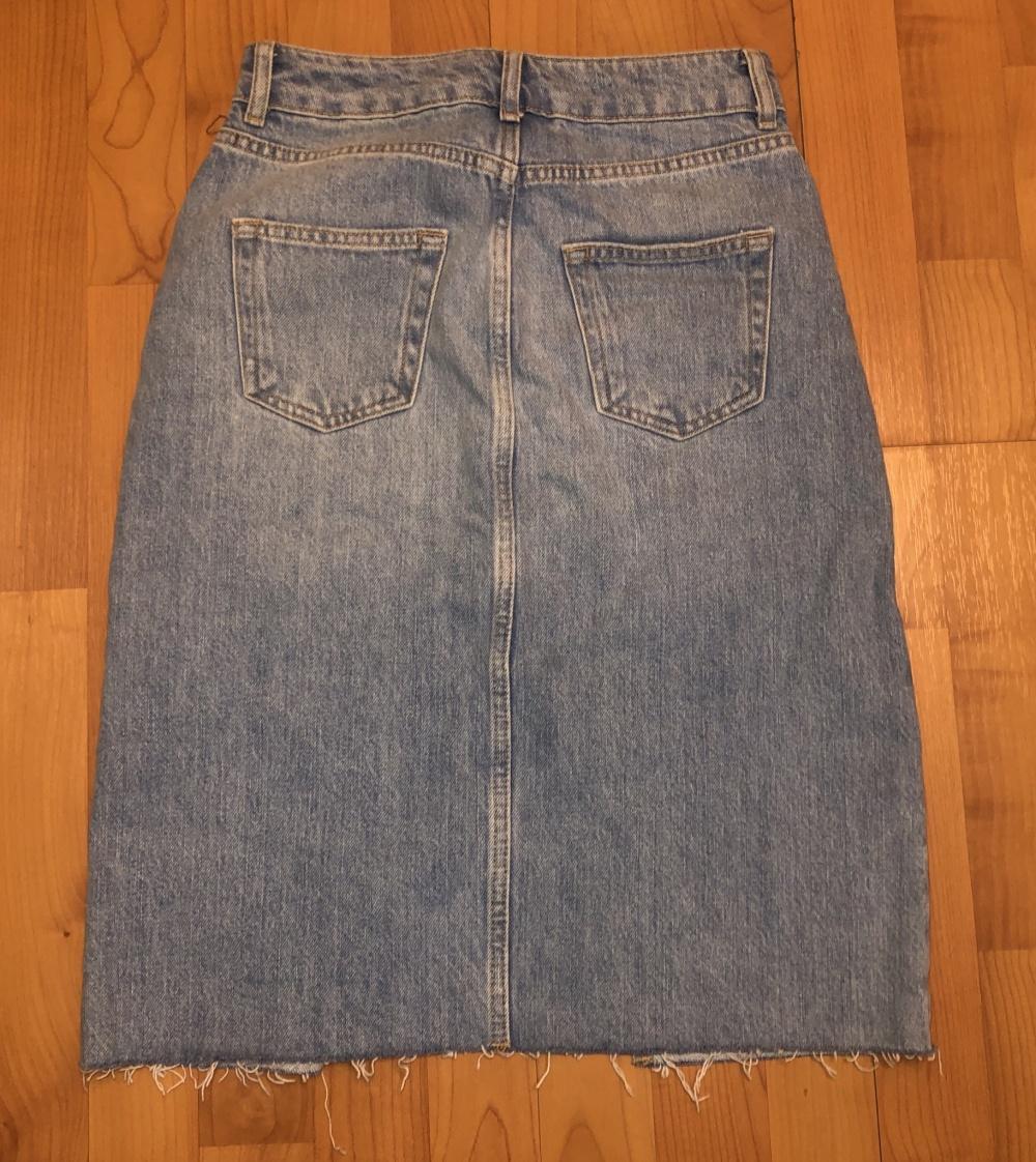 Юбка джинсовая Topshop, 36 eu