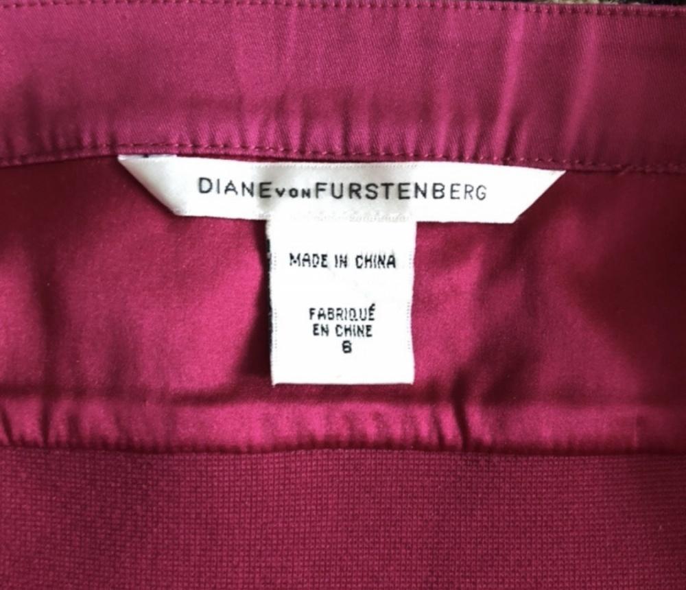Платье Diane von Furstenberg, размер 42-44
