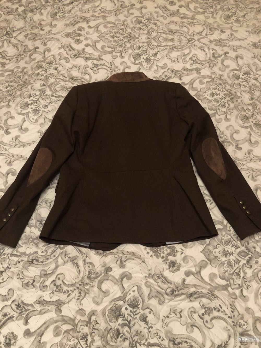 Пиджак Zara размер 46+-