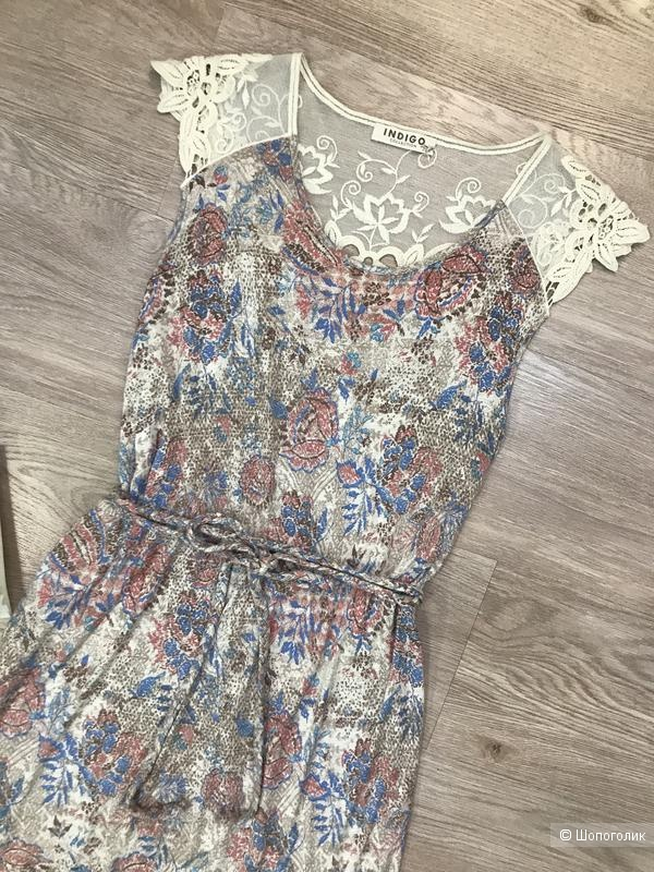 Платье Marks & Spencer indigo collection 44-46 размер