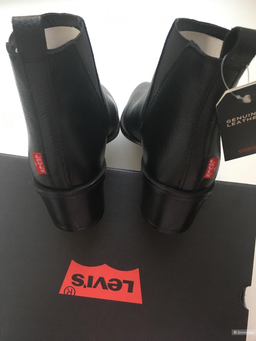 Ботинки Levi's, размер 37