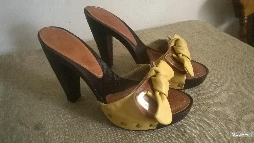 Туфли босоножки-сабо YUPPY р.37