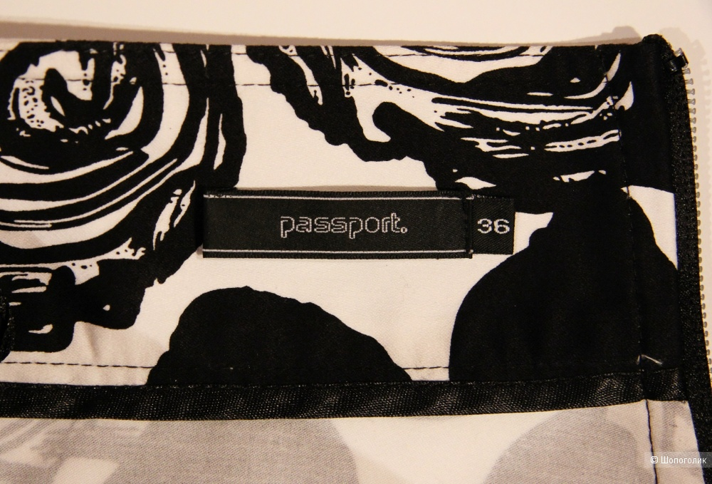 Костюм Passport (топ/корсет + юбка) размер 42-44 (S/М)