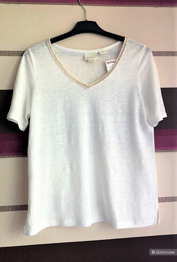 Блуза-футболка CYNTHIA ROWLEY размер М
