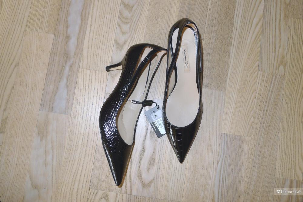 Туфли Massimo Dutti размер 38 на 37