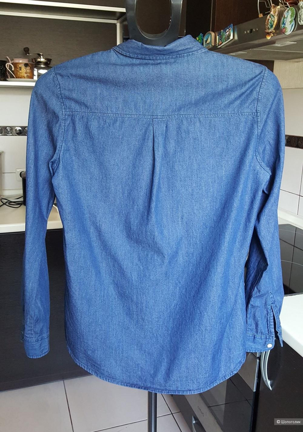 Рубашка Stradivarius. Размер М