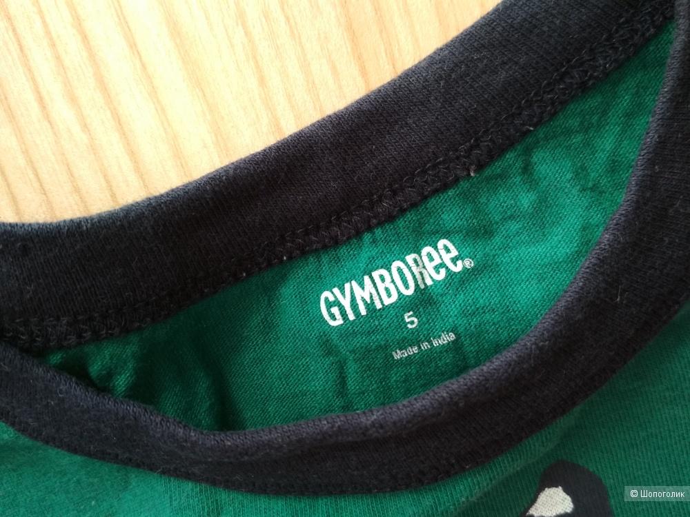 Футболка gymboree размер 5