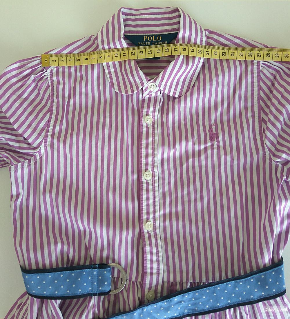 Платье детское Ralph Lauren, размер 6 лет