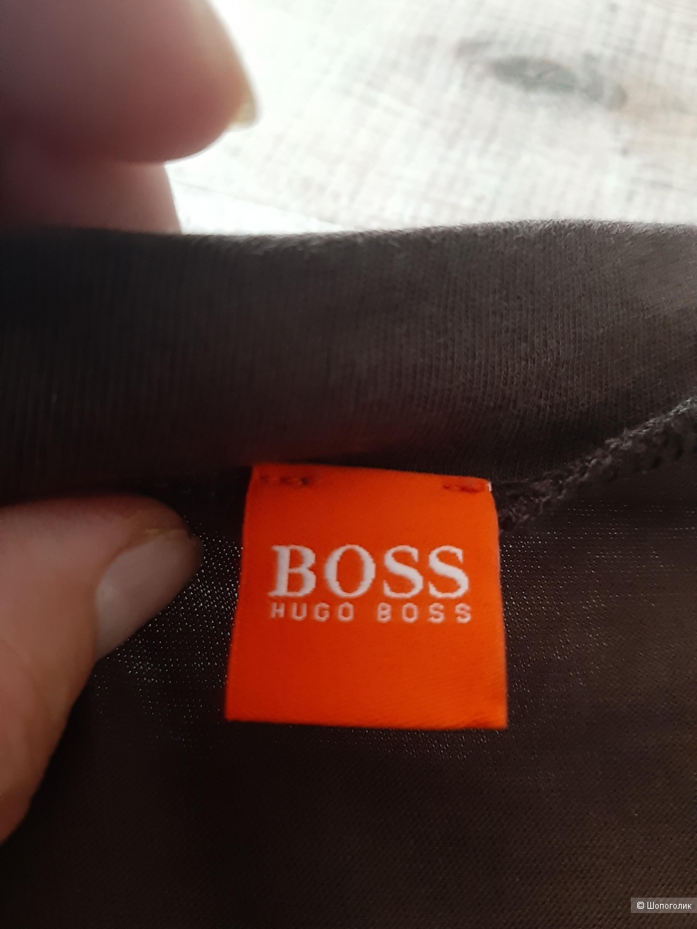 Футболка  Hugo Boss, размер S.