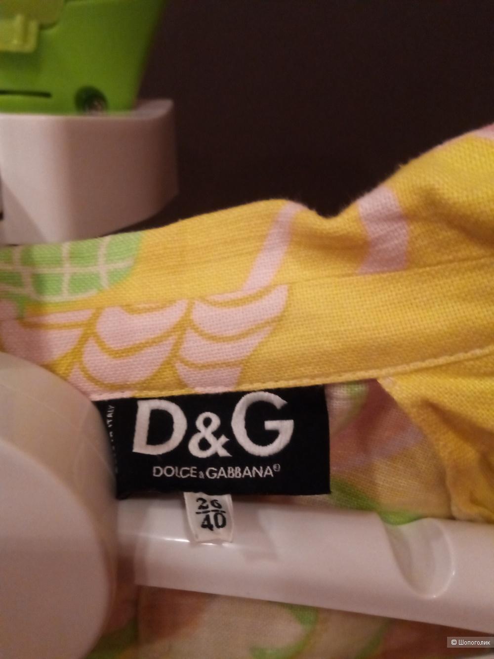 Пиджак Dolce & Gabbana размер 42