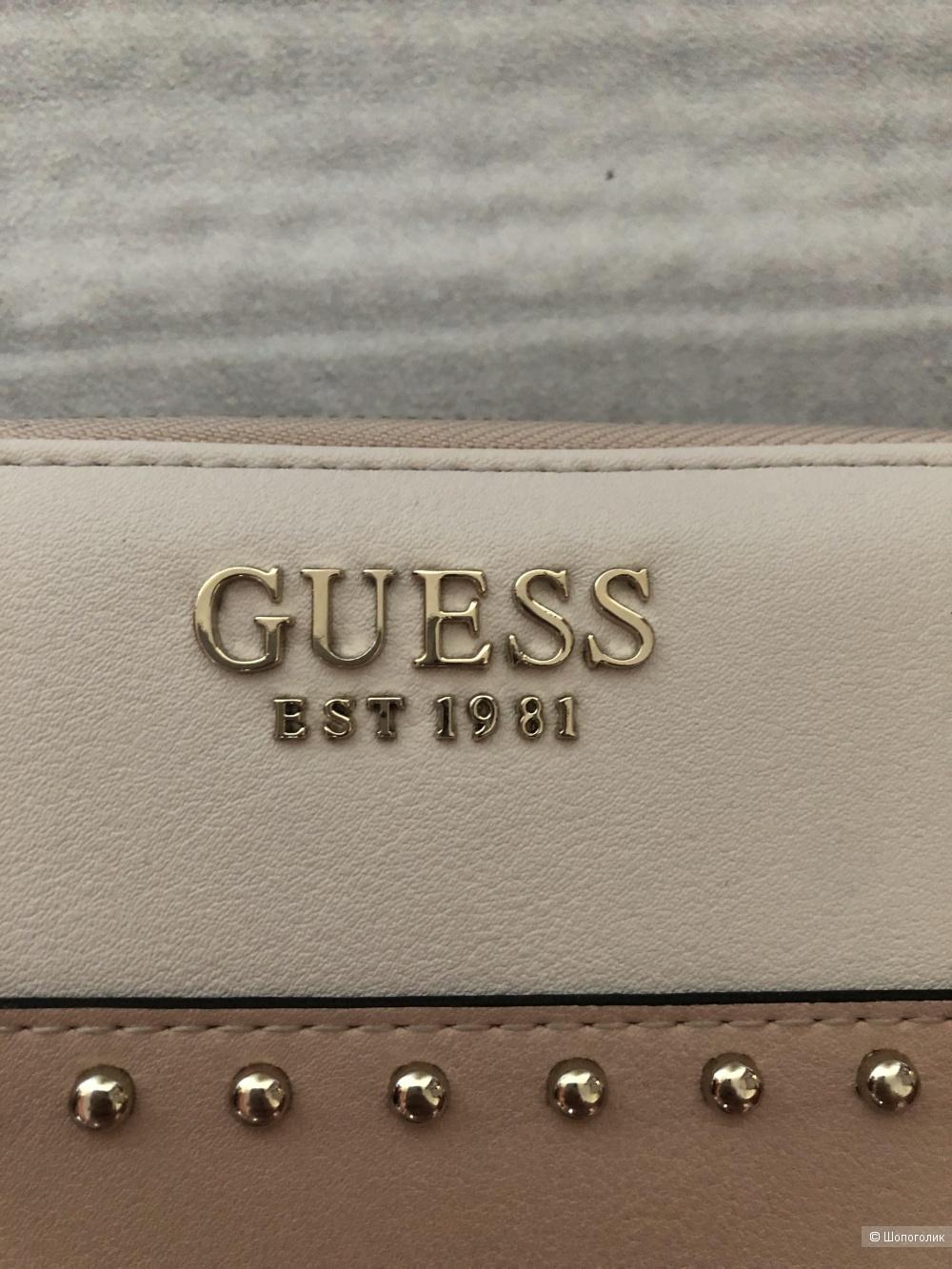 Портмоне клатч Guess размер 10*21 см