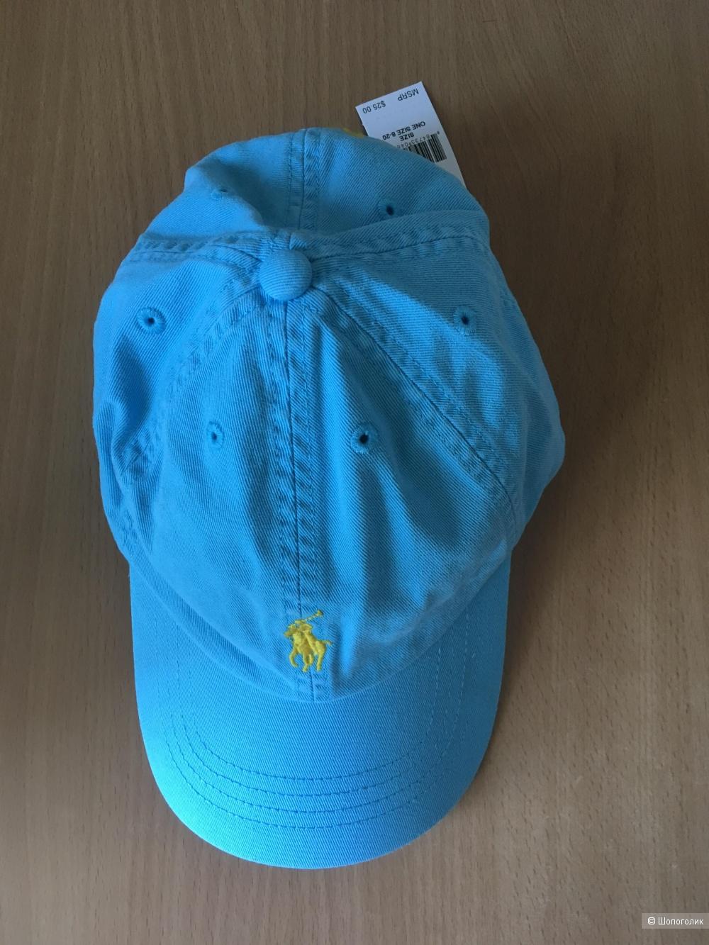 Кепка/бейсболка Ralph Lauren 8-20лет
