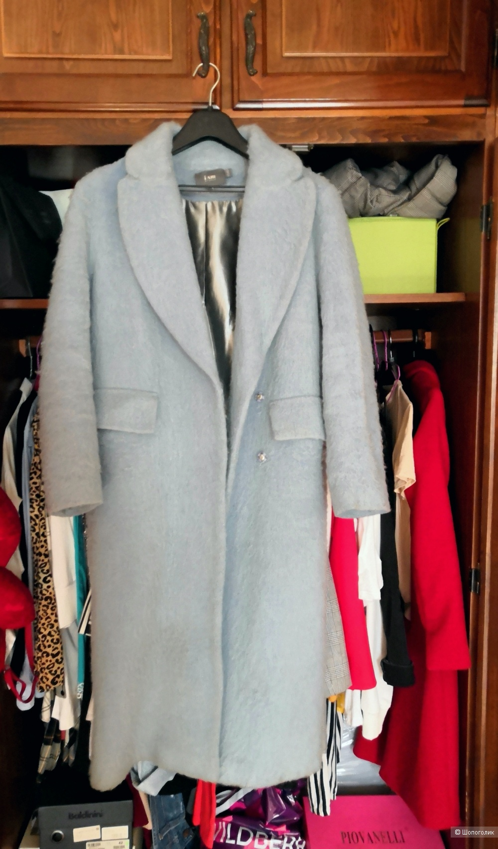I am studio пальто xs
