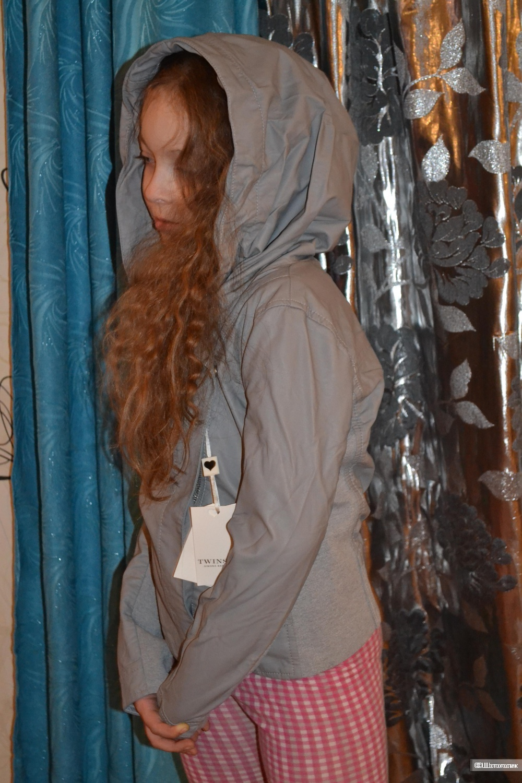 Курточка-косуха Twinset❤️ Simona Barbieri р.10А