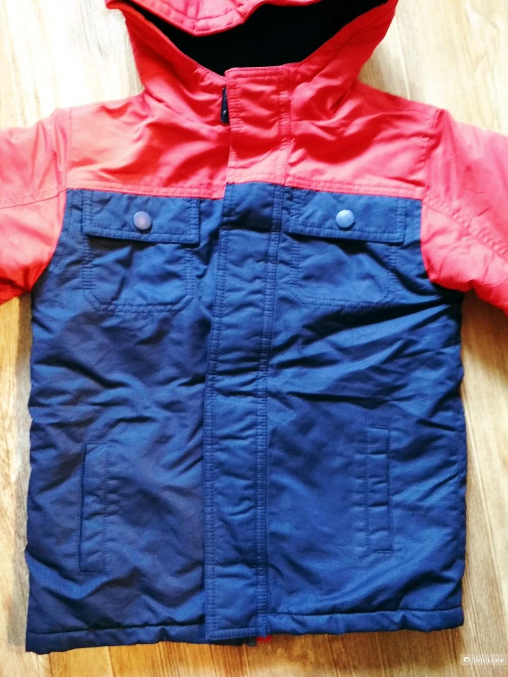 Куртка gymboree размер 5-6