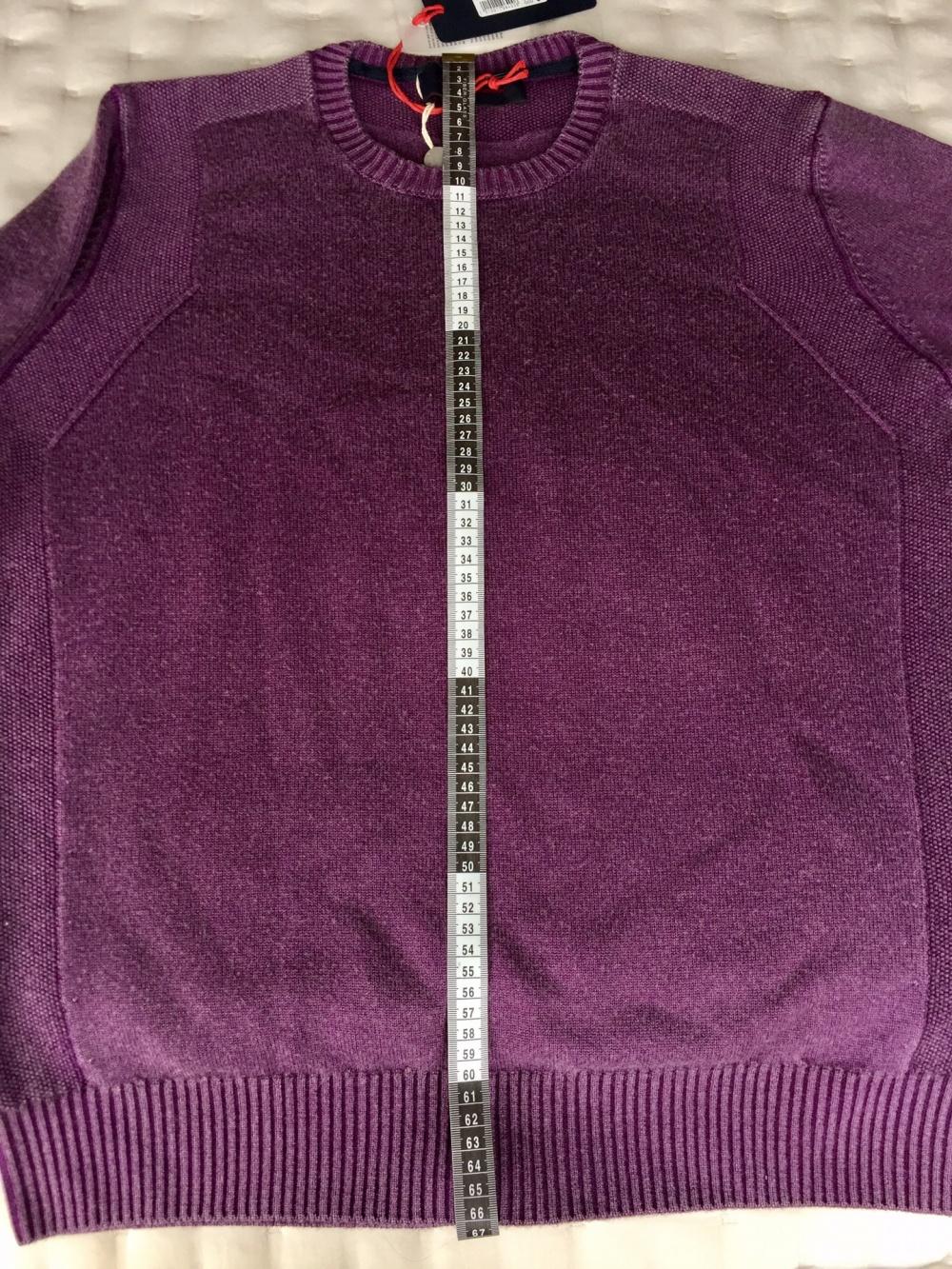 Мужской шерстяной свитер Les Copains 52-54