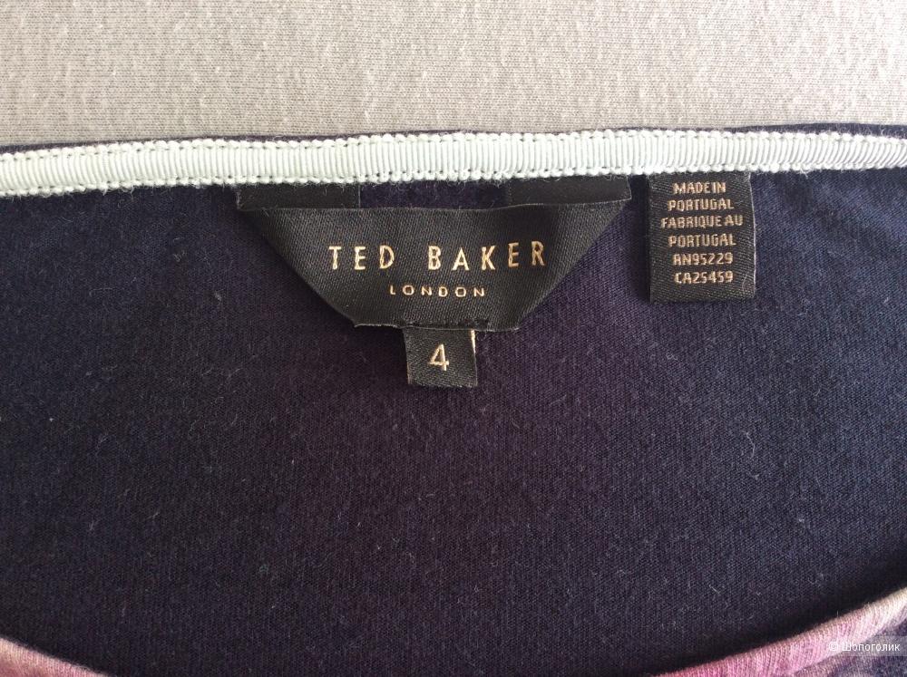 Топ Ted Baker р.4 (на 46-48-50)