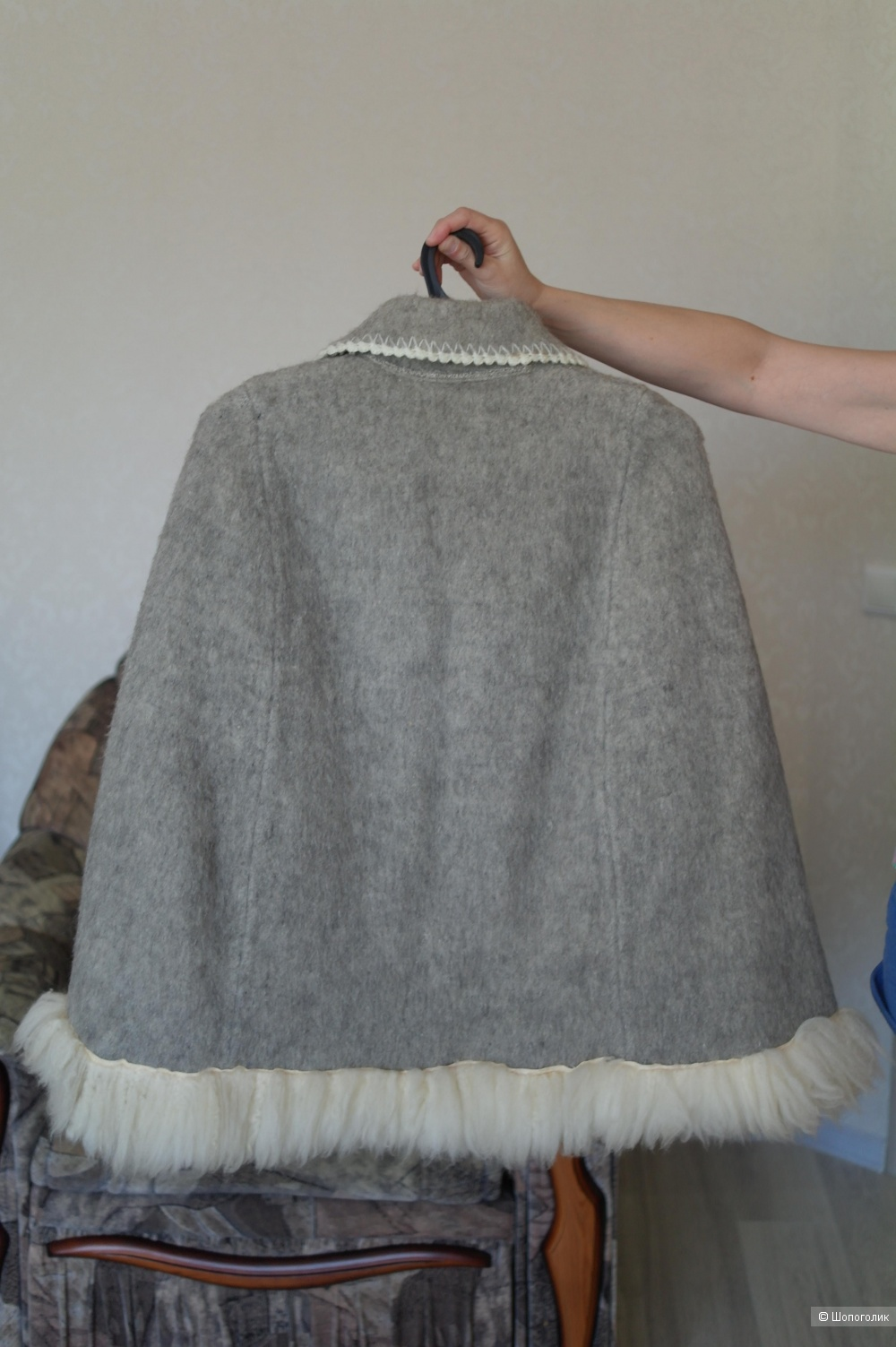 Пончо  ALPECORA размер 42-44