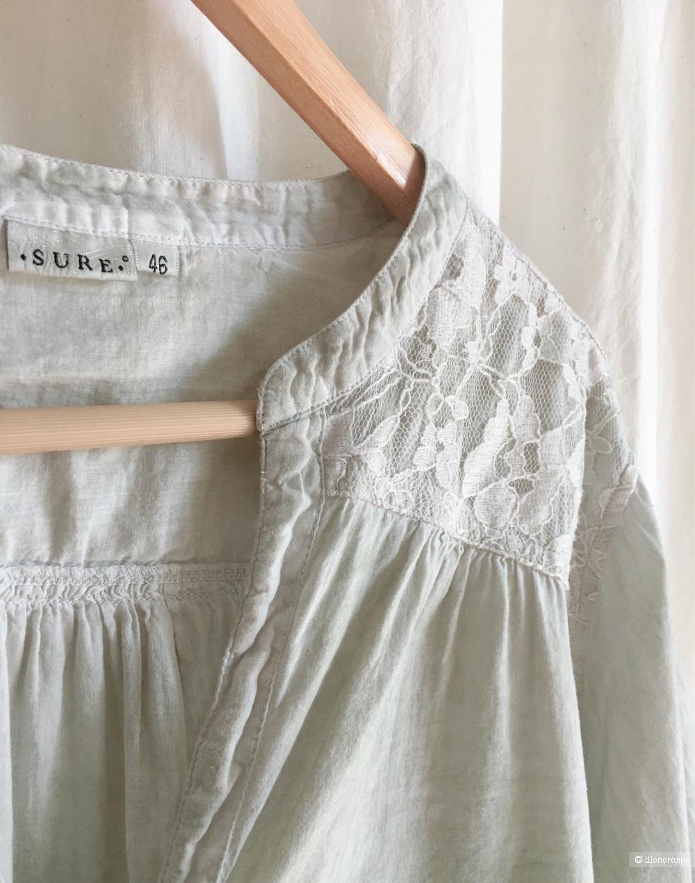 Рубашка Sure размер 46