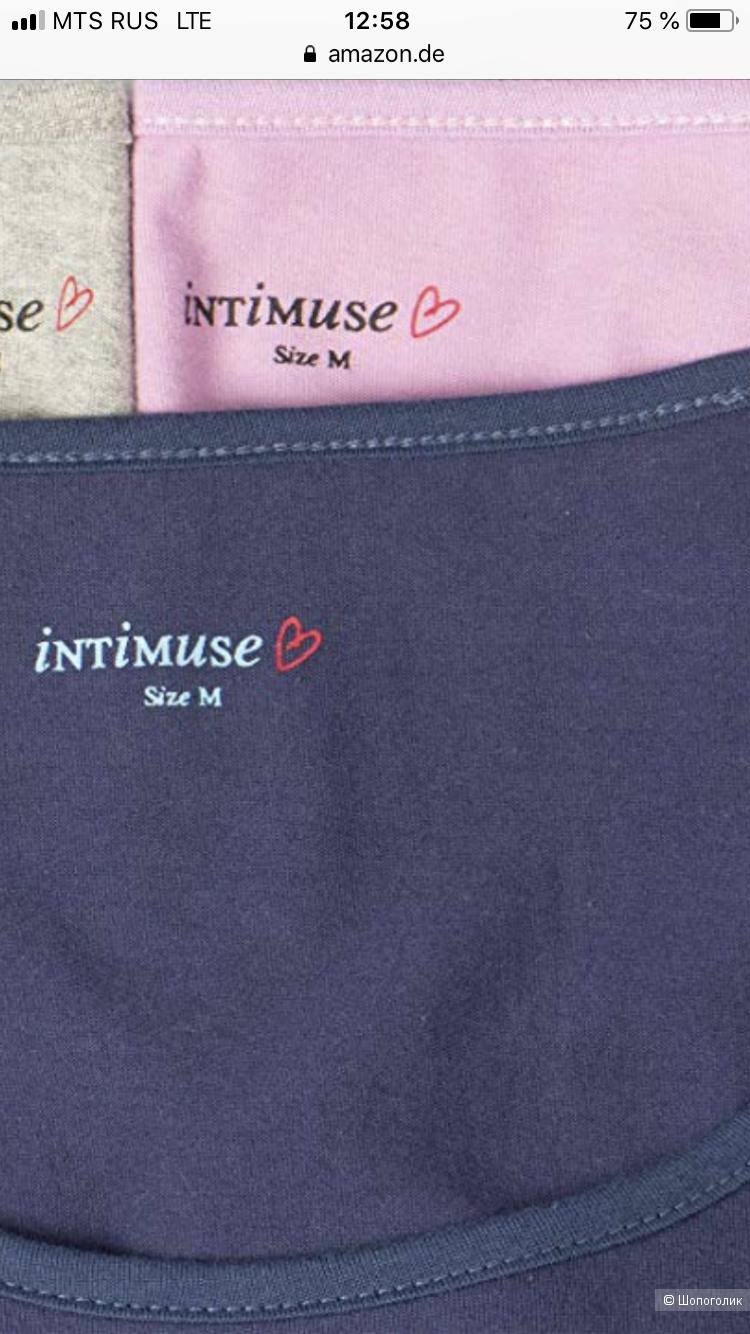 Домашнее платье (рубашка) Intimuse - размер М, Германия