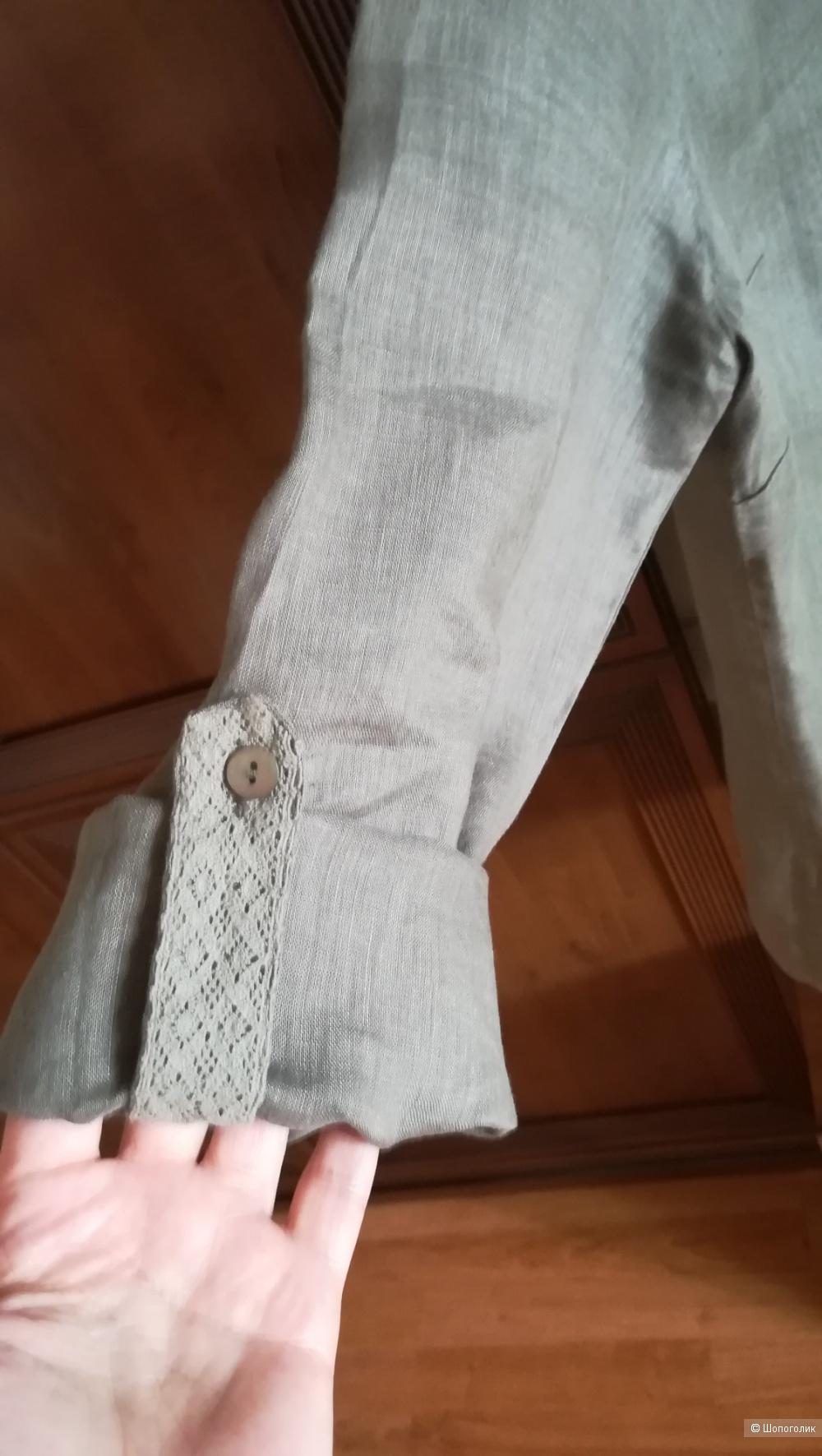 Рубашка S. Oliver. Размер 44.