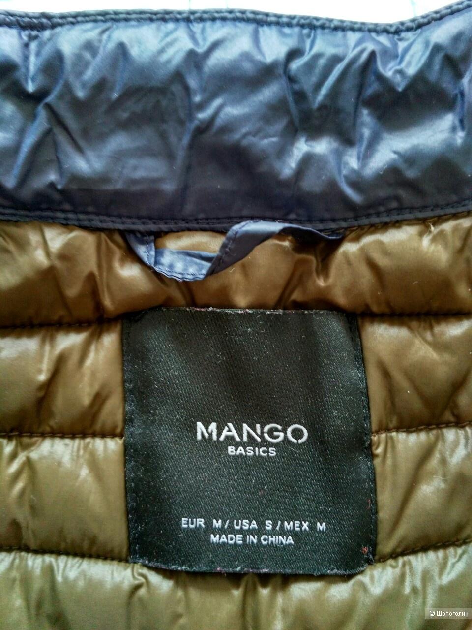 Стёганый жилет Mango, M