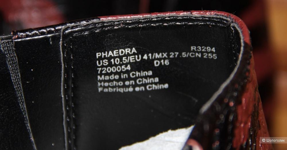 Полусапожки Calvin Klein , размер US 10.5 EU 41
