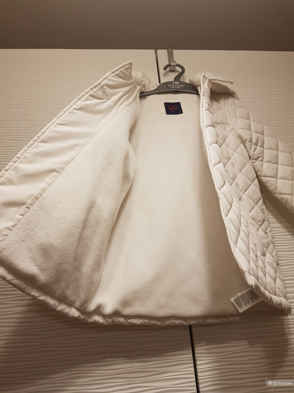 Пальто Mothercare 4-5 лет, 110 см