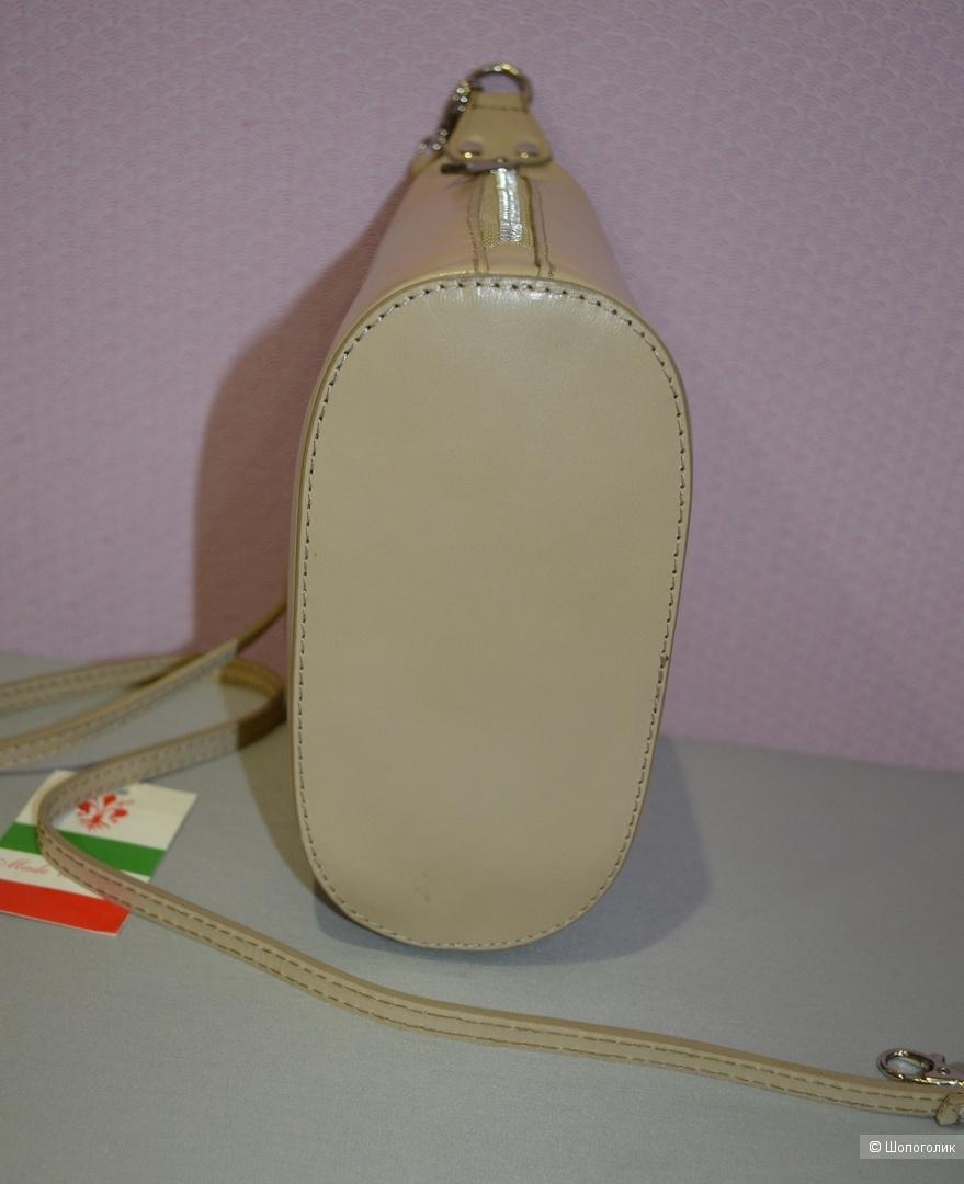 Сумка кросс-боди Vera Pelle  27см на 24 см