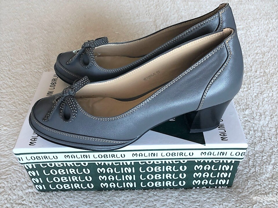 Туфли  malini lobirlu, размер 37 (36)