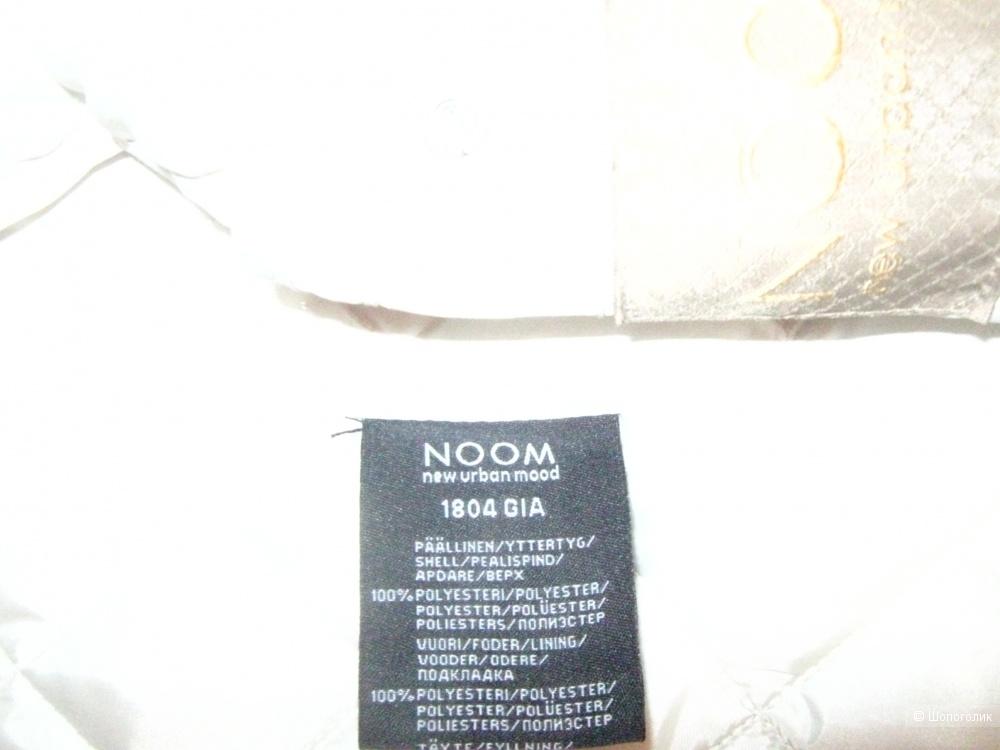 Короткая пуховая куртка с прострочкой Noom