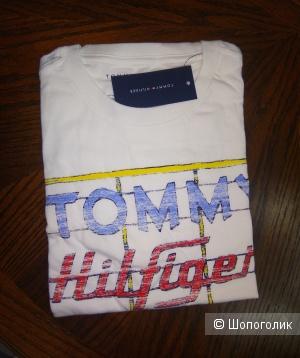 Футболка Tommy Hilfiger 42-44 размер