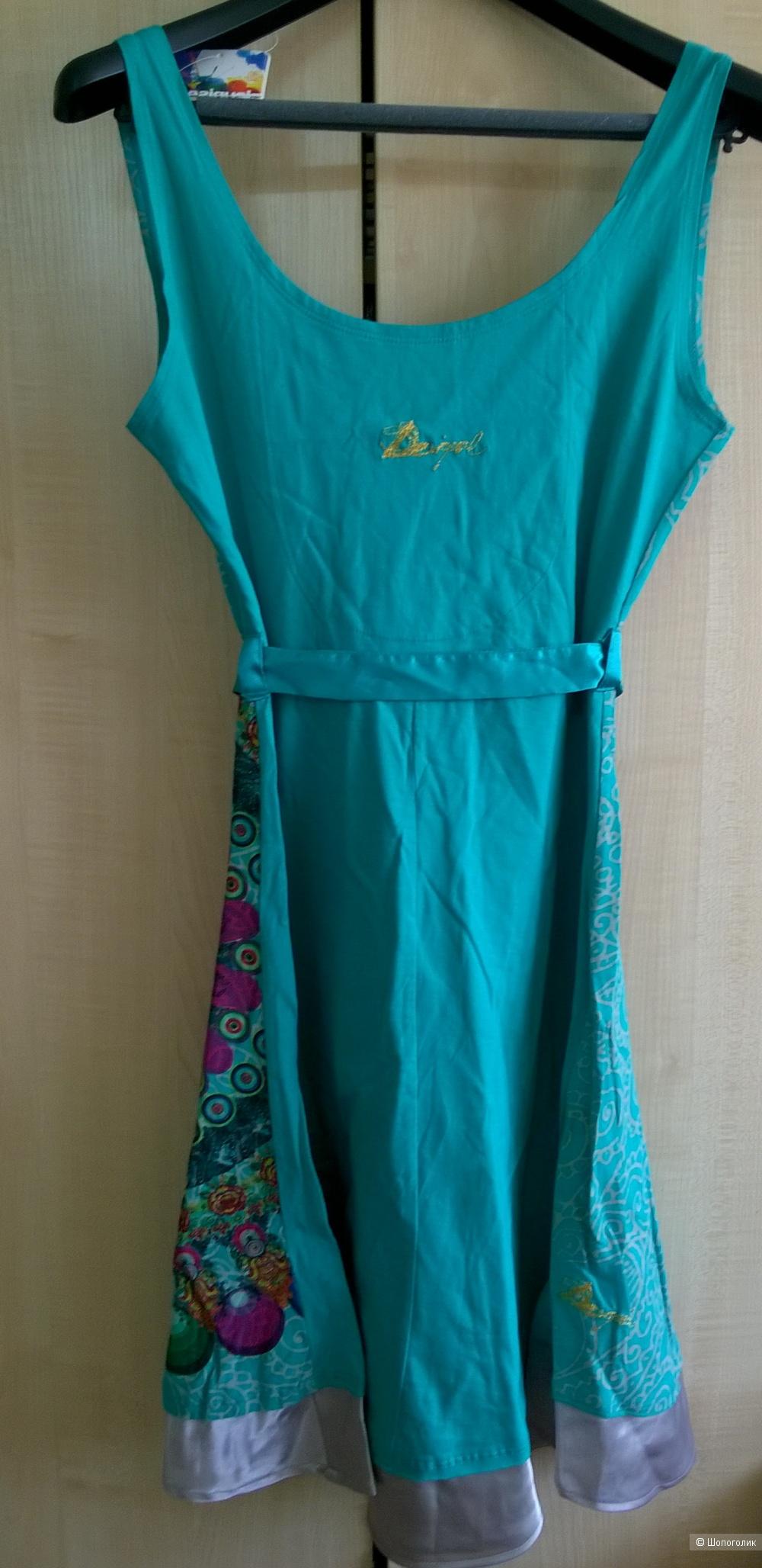 Платье Desigual 44 размер, М