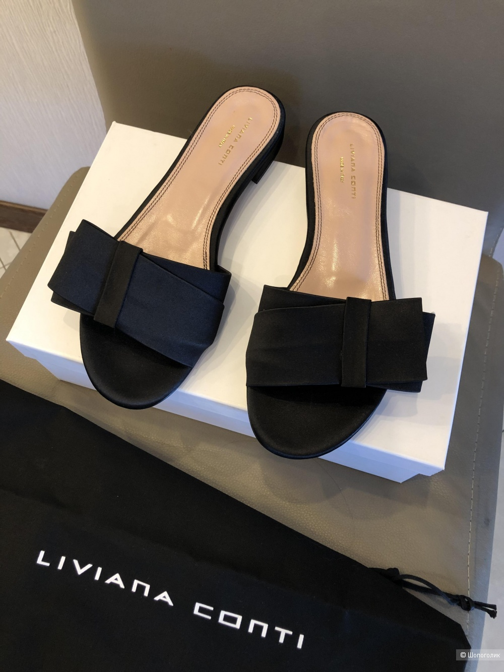 Сандалии Liviana Conti, размер 38