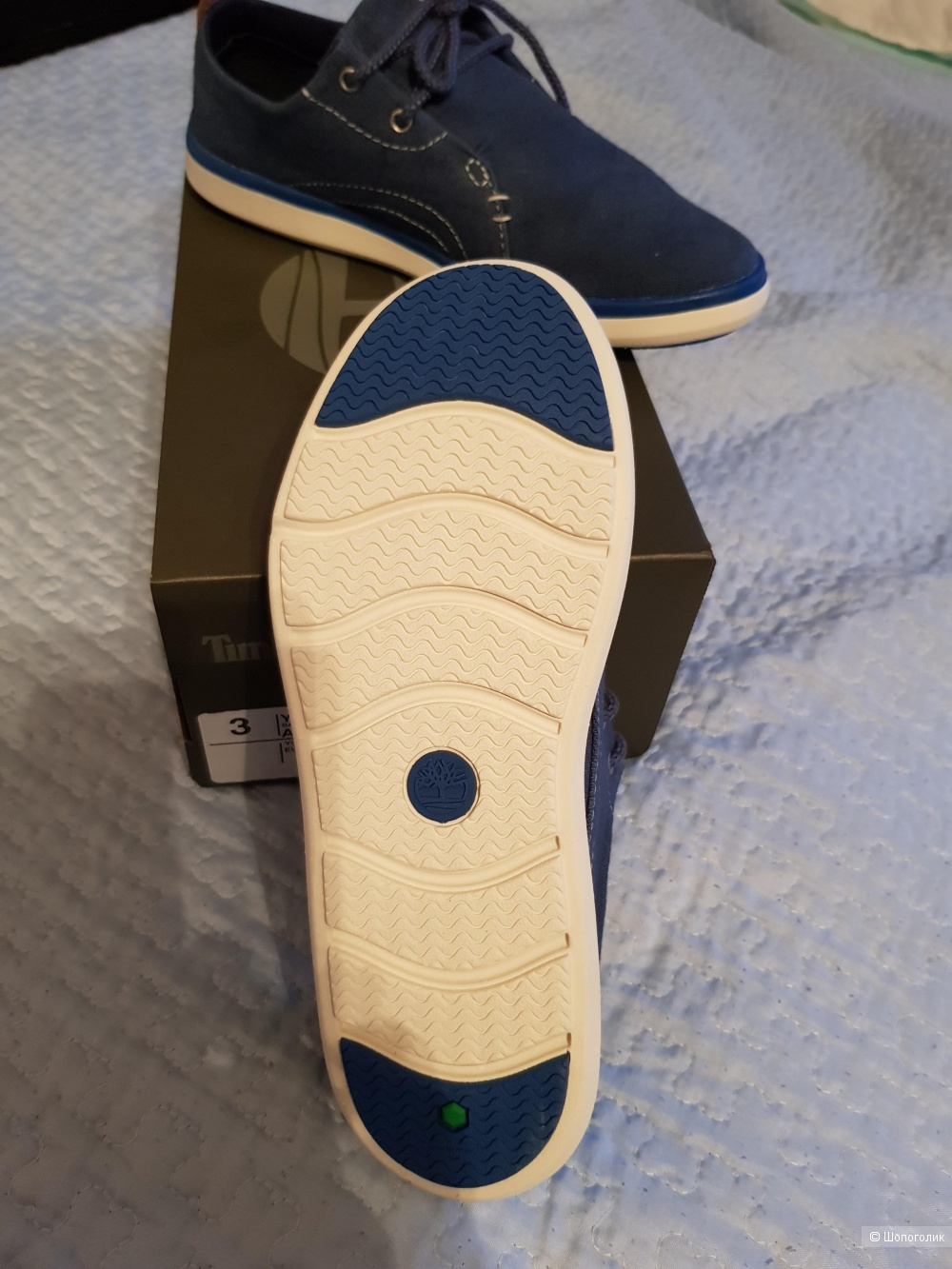 Ботинки timberland размер 3