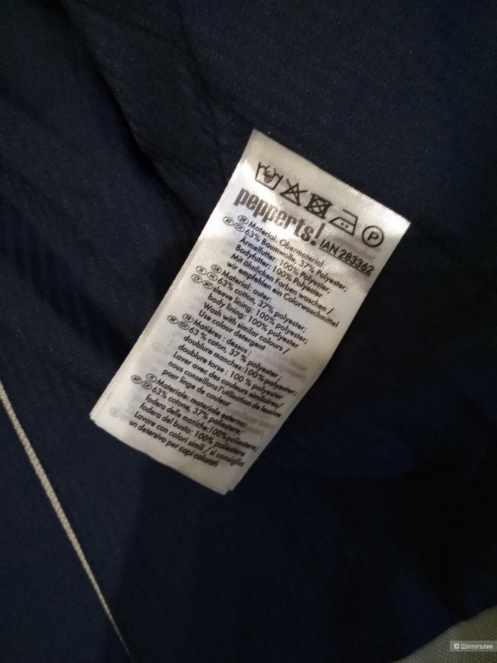Пиджак pepperts размер 128
