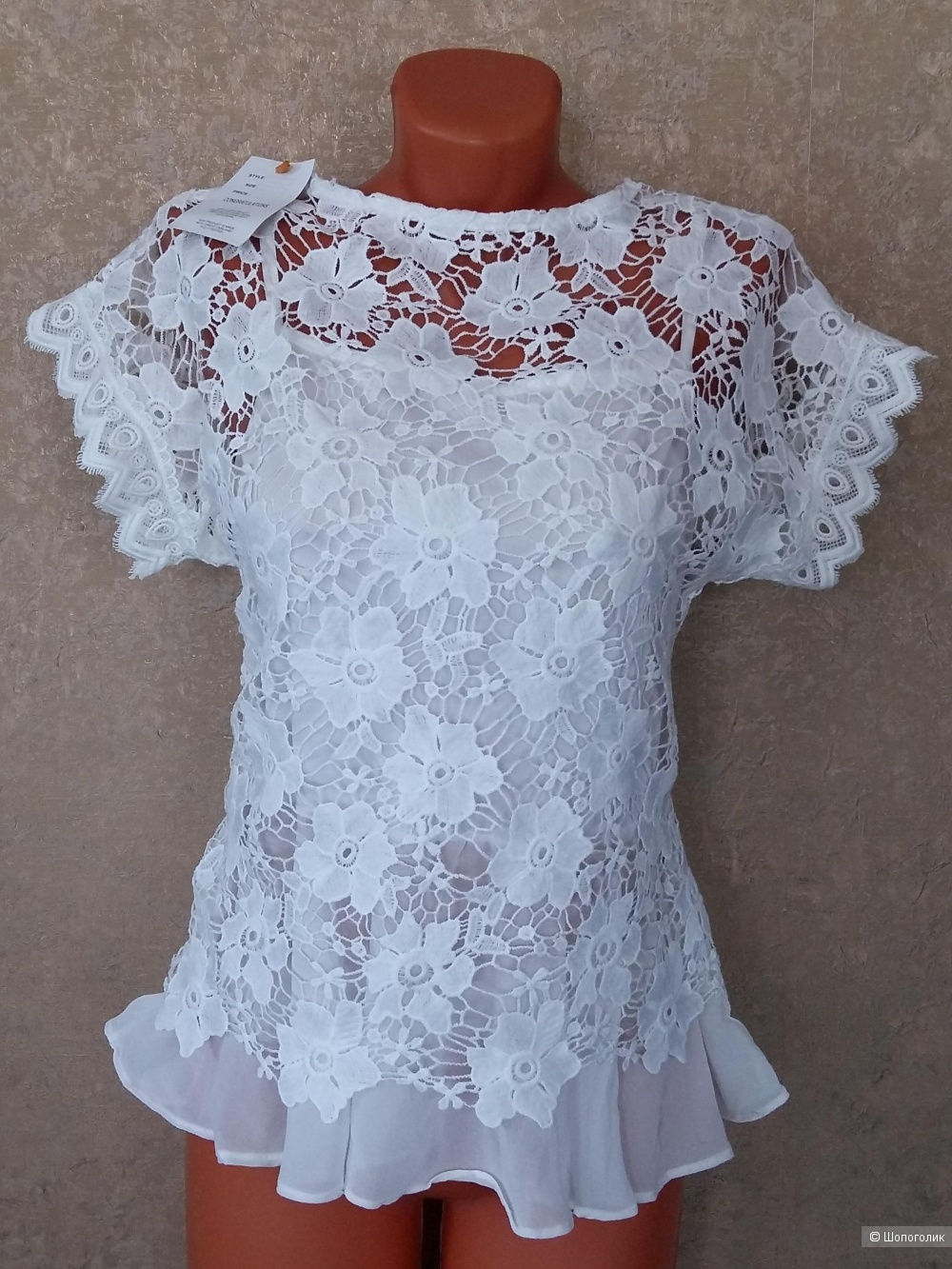 Блузка Rong Rong, размер единый