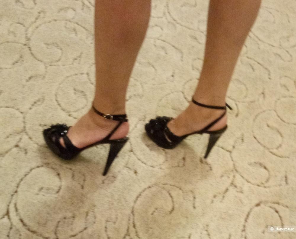 Туфли MARY CLAUD (Италия), р-р 38-38,5 ит