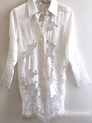 Шелковая блузка Style Track, размер XS-S