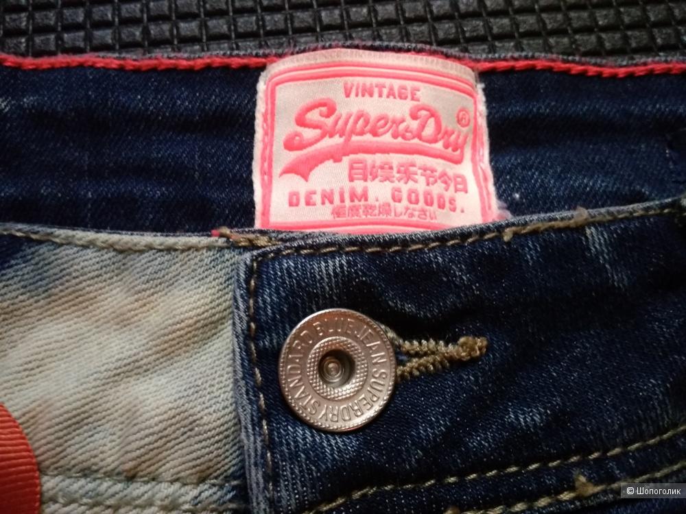 Джинсовые шорты Superdry 44-46